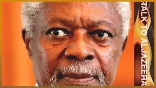 Talk to Jazeera - Kofi Annan