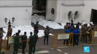 Attentats au Sri Lanka : les Sri Lankais entre colère et sidération