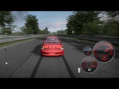 Need for Speed Shift 530km h EvoIX