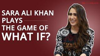 What would Sara do? | Fun Round | Sara Ali Khan | Exclusive