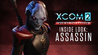 XCOM 2 Expansion - Inside Look: The Assassin