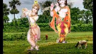 Sri Krishna Bhajan (Stotaas Adhorong Modhurang ) with Bengali Translation