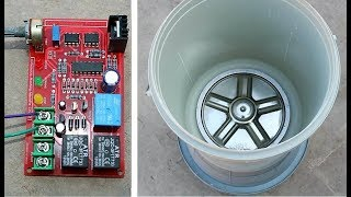 How to Make Automatic Washing Machine under 25$