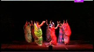 Bou Dhamail  Directed by Saumitra Shankar ( GRACEFUL DANCE DIFFERING FROM OTHER FOLK DANCE )