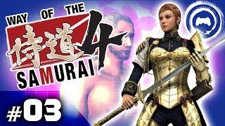 Way of the Samurai 4 Part 3 | TFS Gaming