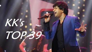 KK's Top 39 Hits(2015)