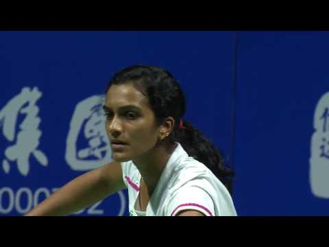 Thaihot China Open 2016 | Badminton F M2-WS | Sun Yu vs Pusarla V. Sindhu