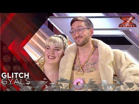 Xxx Mp4 ¡Cómeme El Donut Glitch Gyals Arrasa Con Su Tema Original Audiciones 1 Factor X España 2018 3gp Sex