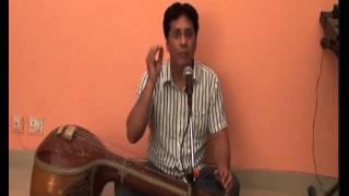 Kharaj Ka Riyaz Practicing Lower Notes