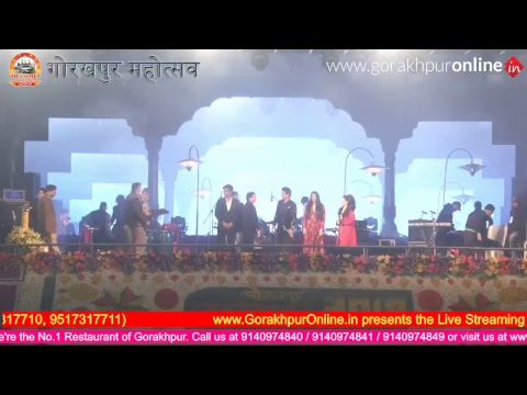 Xxx Mp4 Shaan Bhumi Trivedi Lalit Pandit Jimi Moses Performing At Gorakhpur Mahotsav 2018 3gp Sex