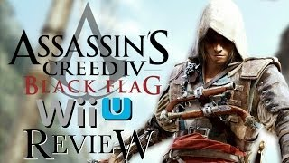 Assassin's Creed IV: Black Flag (Wii U) Review