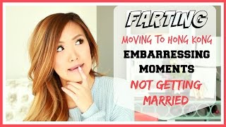 Farting, Moving to HK, Most Embarrassing Moment..Q&A! | ilikeweylie