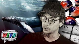 الحوت الازرق والحقيقة وراء الترندات الغبية - إسكتشاتو