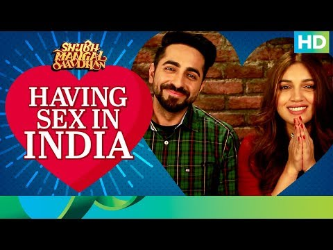 Xxx Mp4 Having 'Sex' In India Shubh Mangal Saavdhan Ayushmann Khurrana Bhumi Pednekar 3gp Sex