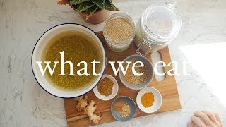 What We Eat in a Day | Ayurveda Inspired