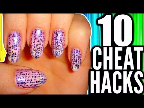 10 Genius Cheat Hacks That Everyone Should Know For Back To School