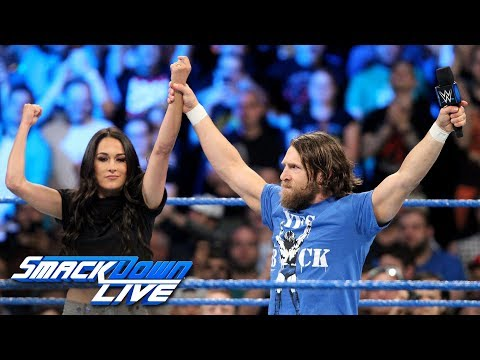 Xxx Mp4 Brie Bella Returns To Challenge Miz Maryse To Match At Hell In A Cell SmackDown LIVE Aug 21 2018 3gp Sex