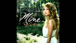 Taylor Swift -  Mine (Acoustic Version)