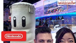 Come with Us to E3 2018 - Nintendo Minute