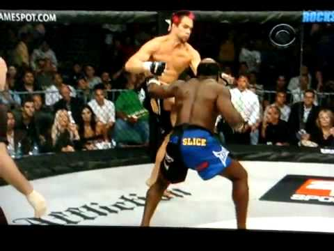 UFC Kimbo Slice Pierde en 14 segundos contra Petruzelli HD high quality