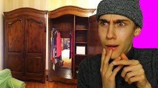 Niemand Mag Deze Geheime Kamers Betreden