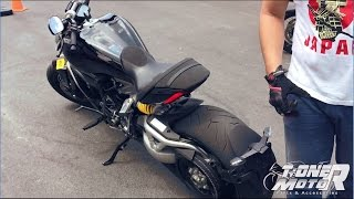 First Ride DEMO DAY EP01 Ducati XDIAVEL