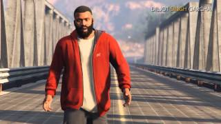 GTA 5 Jaguar | Muzical Doctorz Sukhe Feat Bohemia
