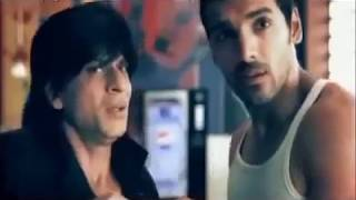shahrukh khan classic PEPSI commercials collection