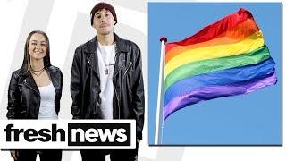 Sú Slováci za sobáše homosexuálov?