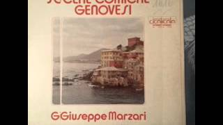 Giuseppe Marzari - Cansõn a-a reversa