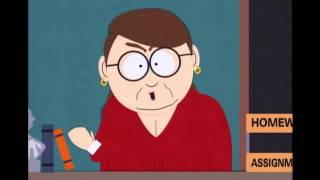 Favourite South Park scene