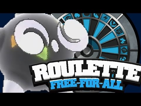 Roulette Free For All 3.0's Come to Pokémon Sun and Moon!