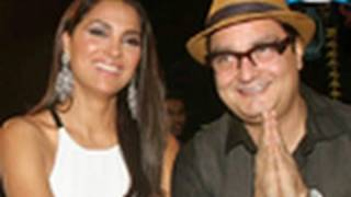 Gorgeous Lara graces music launch of Chalo Dilli