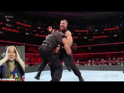 Xxx Mp4 WWE Raw 10 15 18 The Shield Vs Braun Dolph And Drew 3gp Sex