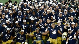 HIGHLIGHTS: Notre Dame Wins Citrus Bowl on Late Scoring Drive | Stadium