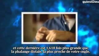 LA PHARMACIE DE DIEU - Fibonacci - Nombre d'Or - 1,618