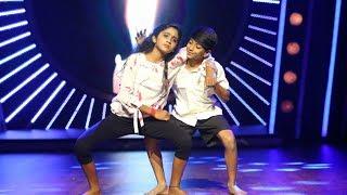 D4 Junior Vs Senior l Surya & Isha with super melody I Mazhavil Manorama