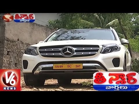 Xxx Mp4 Hyderabad Police Bust Luxury Cars Scam Conman Offers 30 Discount Teenmaar News V6 News 3gp Sex