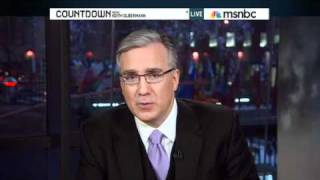 Keith Olbermann FIRED - Final 'Special' Comment