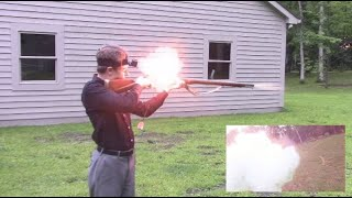 What does a musket really sound like? Reenacting and Reality
