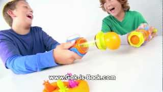 Nickelodeon GAK VAC Commercial- NEW 2012!