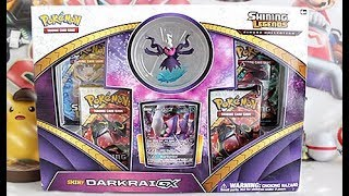 Opening A SHINY Darkrai Collection Box!!