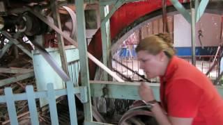 Ox Cart Factory - Sarchi, Costa Rica