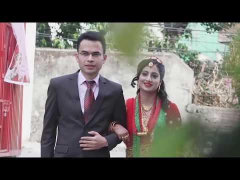 Prajwal Weds Sangita wedding highlights video