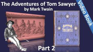 Part 2 - The Adventures of Tom Sawyer Audiobook by Mark Twain (Chs 11-24)