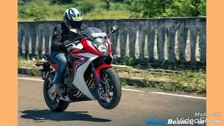 2018 Honda CBR 650F : First Impressions : Power Drift bike New 2017