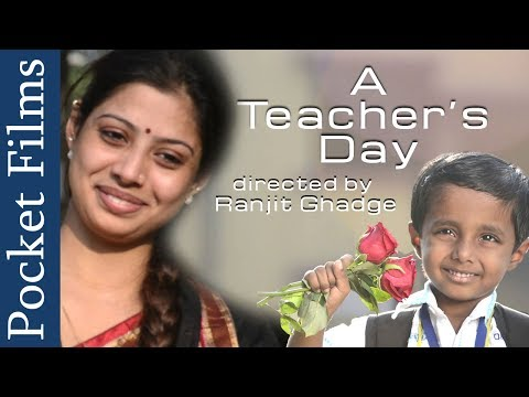 Teacher and Her Loving Student Story - A Teacher's Day - Emotional Short Film