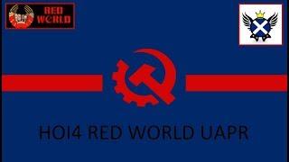 HOI4 Red World UAPR EP1 - Securing Utah