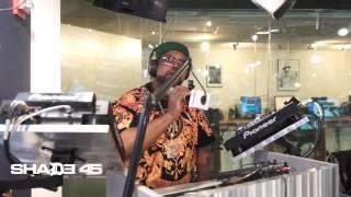 Nick Grant Visits StreetSweeper Radio with DJ Kayslay