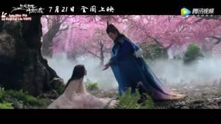 [VIETSUB] Trailer Tam sinh tam thế thập lý đào hoa (Lưu Diệc Phi, Dương Dương, La Tấn, Nghiêm Khoan)